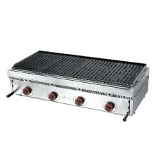 countertop gas grill commercial