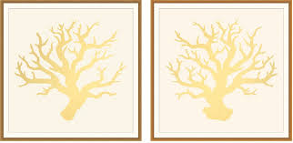 red coral art wwwpixsharkcom images galleries with a on leaf wall art set with gold leaf wall art elitflat
