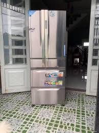 Tủ lạnh 6 cánh Toshiba 453 lít 2007