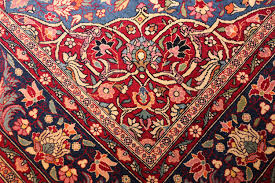 persian rugs. Interesting Rugs Vinatge Blue Background Tehran Persian Rug 49249 Design Nazmiyal For Persian Rugs