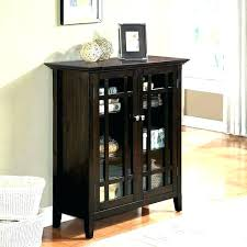 small cabinet with glass doors media baroque stands ikea ca