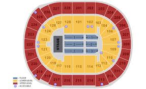 Sap Center Seating Map Ground Map