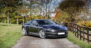 2011 Aston Martin Dbs 2 2 Coupe Classic Driver Market