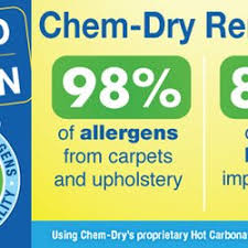 nice and clean chem dry carpet