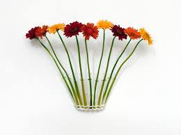 wallflower vase 3d printed