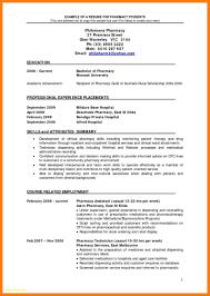 Curriculum Vitae Managed Care Pharmacist Pharmacy Curriculum Vitae