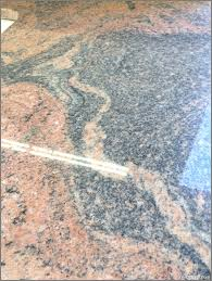 Lazy Granite Tile For Kitchen Countertops Red Stream Granite Granite Tile Countertop For Kitchen