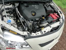 Toyota Corolla Altis (1.4 D-4D) Diesel : Test Drive & Review - Team-BHP