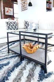 nesting tables ikea add style to your coffee table with this today nesting table acrylic