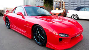 Walk Around - 2000 Mazda RX7 13B Twin Turbo Type RS - Japanese Car ...