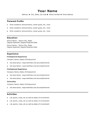 Easy Resume Builder Free 2018 Adorable Resume Format Templates Krishna Biodata Download How To Write An