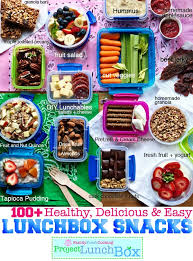 100 healthy delicious and easy lunchbox snack ideas on marlameridith com great for back