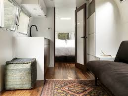Airstream Interior Design Minimalist Impressive Decoration