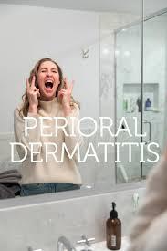 cure peri dermais naturally
