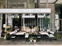 Fenster Zum Hof Café Zuwachs Für Den Mediapark Mit Vergnügen Köln