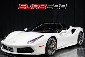 Ferrari 488 price in india images mileage colours carwale. Used Ferrari 488 Gtb For Sale Carsforsale Com