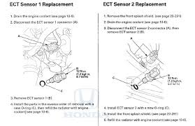 p0118 2009 honda accord engine coolant temperature sensor 1 need more help