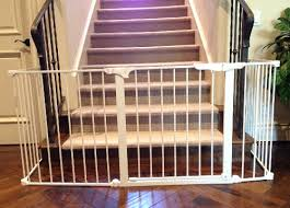 Custom large and wide child safety gates   Baby Safe Homes