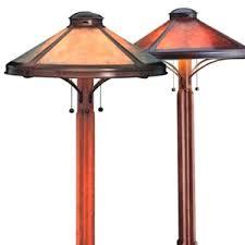 floor lamps mica shade floor lamp threshold floor lamp with mica shade includes bulbs oak