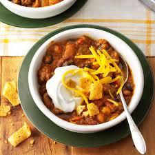 Hearty <b>Taco Chili Recipe</b> | Taste of Home