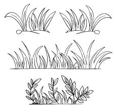 Small Picture Grass Grow so Well Coloring Pages Color Luna