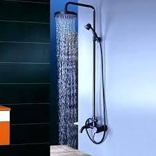 oil rubbed bronze handheld shower head bronze handheld shower head oil rubbed bronze handheld shower head