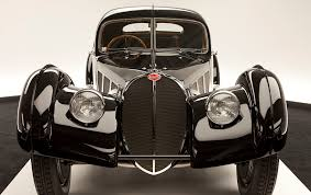 Type 57s were built from 1934 through 1940, with a total of 710 examples produced. 1938 Bugatti Type 57sc Atlantic Robb Report