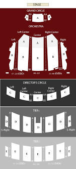 Benedum Center Pittsburgh Pa Seating Chart Stage