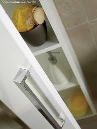 gloss gloss modular bathroom. contemporary gloss aquatrend designer tall bathroom cabinet  white gloss  throughout modular