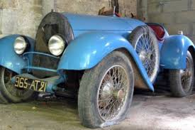 Both can demand prices that reach into the. Barnfind 1925 Bugatti T13 Fetches 950 000