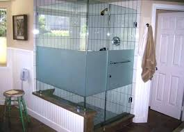 appealing bathroom shower door stickers etched glass decals sliding door shower dazzling for doors acceptable wildlife