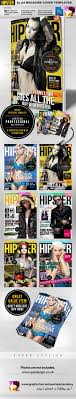 The 25 Best Magazine Cover Template Ideas On Pinterest Indesign