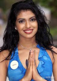 Priyanka Chopra. Is this Priyanka Chopra the Actor? Share your thoughts on this image?