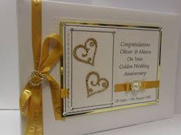 50th wedding anniversary gift ideas wedding academy creative