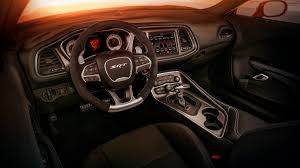 Gallery 2018 Dodge Challenger SRT Demon interior | Autoweek