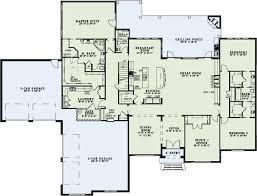 european house plan 3 bedrooms 3 bath 4076 sq ft plan 12 1282 14