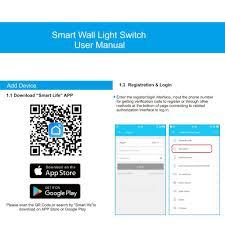 China Tuya Smart Electric Touch Switch, <b>EU Type WiFi</b> Wall Switch ...