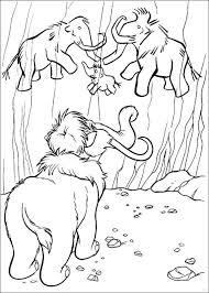 Ice Age 2 Malvorlagen Malvorlagen1001de