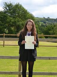 Annabelle Connor Musical Achievement June 2015 — St. Mary's ...