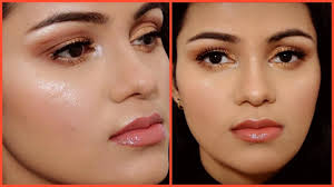 क स कर ह ईल इट how to highlight like jennifer lopez in hindi glowing makeup tutorial
