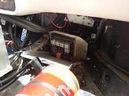 ferrari workshop forum bad connections fuse box removing and cleaning all the connection front and back remove fuses and relays also clean all the connectors
