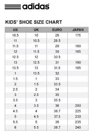 Adidas Womens To Mens Size Chart Adidas Youth Shoe Size Chart Style Guru Fashion Glitz Finn