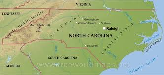 physical map of north carolina A Map Of North Carolina A Map Of North Carolina #31 a map of north carolina cities
