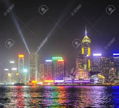 Exterior Building Lights A Symphony Of Lights Is A Synchronised Building Exterior Decorative