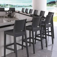 contemporary outdoor bar stool  design and ideas for make outdoor
