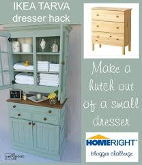 Small Picture 5 Knock Your Socks Off IKEA Tarva Hacks Storage cabinets