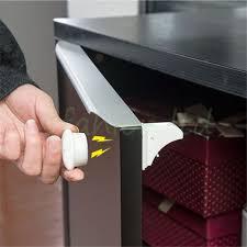 cabinets locks child proof. magnetic cabinet locks baby safety set 8 + 3 keys child proof kit cabinets