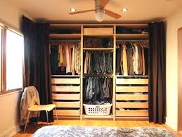 wall mounted closet shelves rustic bedroom ideas with outstanding wood classic walk in closet solid wood wall mounted closet shelves