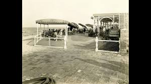 the original cavalier beach club which was exclusively for hotel guests from the beginning
