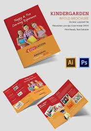 Play School Brochure Templates Major Magdalene Project Org